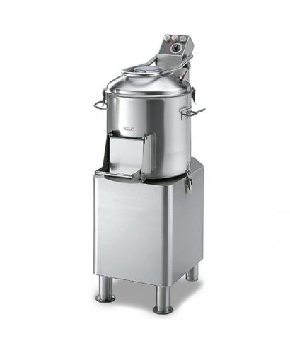 Peladora de patatas, capacidad 15 kg, 165 kg/h