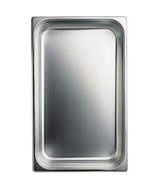 Cubeta GN inox, GN 1/1 altura 40 mm