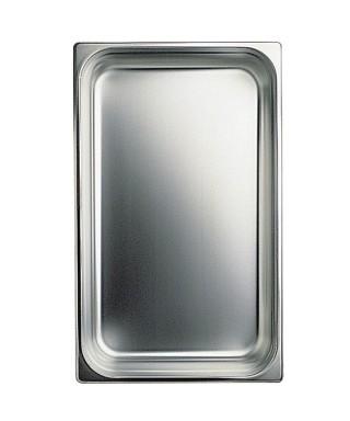 Cubeta GN inox, GN 1/4 altura 100 mm