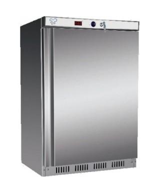 Congelador bajo mostrador acero inoxidable Polar