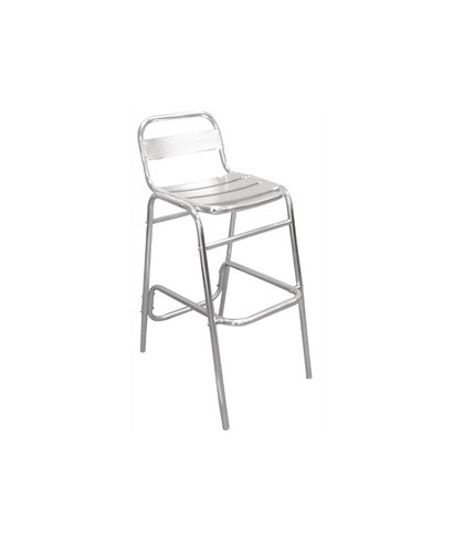 Aluminium and Ash Chairs 730mm (Pack of 4)