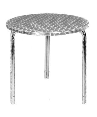 Bolero Round Bistro Table 800mm