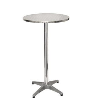 Bolero Double Pedestal Table Rectangular
