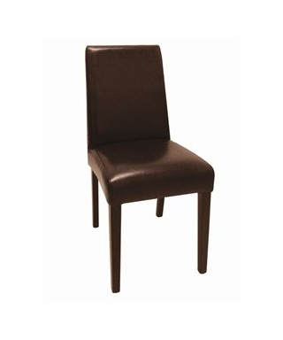 Continental Bistro Wicker Sidechairs 890mm