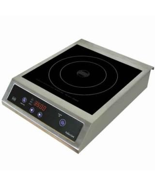 Plano de cocción de inducción de sobremesa, 1 placa 3 kW
