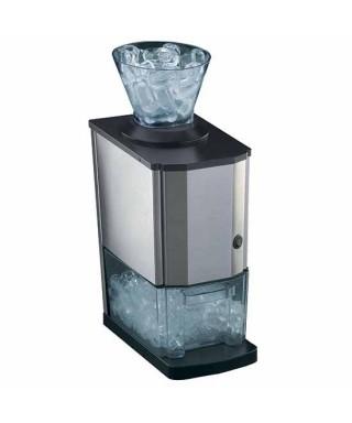 Trituradora de hielo, estructura de aluminio, 2 kg/h