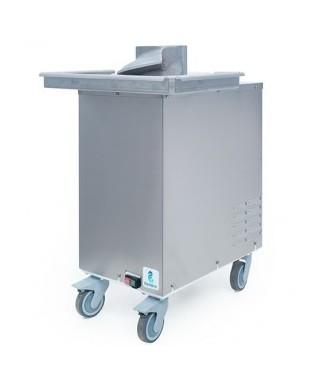 Redondeadora de sobremesa con 1 caracol, capacidad 30 kg