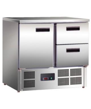 Refrigerador mostrador 240L