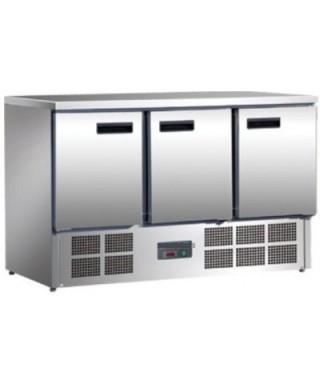 Refrigerador mostrador 3 puertas 368L