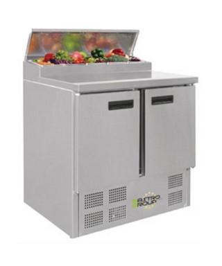 Mostrador de ensaladas refrigerado 240L