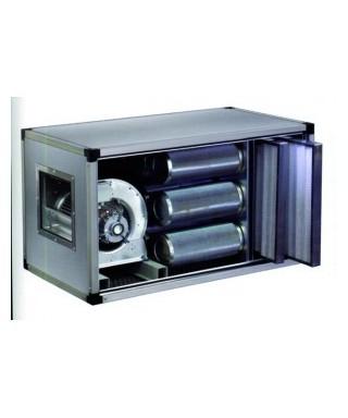Système de purification de l'aposair 3000m� - (avec pr�filtre et filtre au charbon actif)
