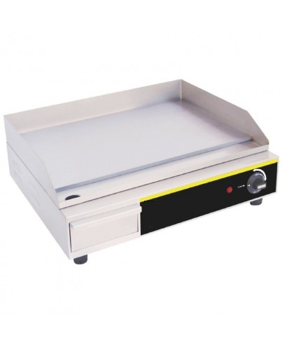 Plancha eléctrica sobremesa 500x 310mm