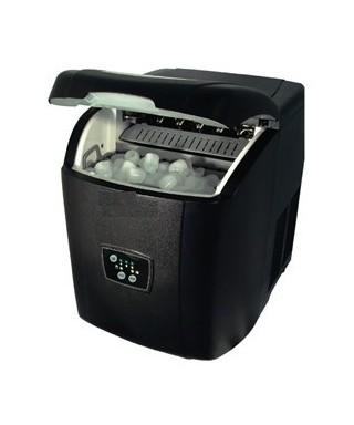 Máquina de hielo sobre mostrador producción 10kg al día