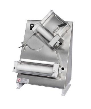 Formadora laminadora con 2 rollos para pizzas ø 14-30 cm