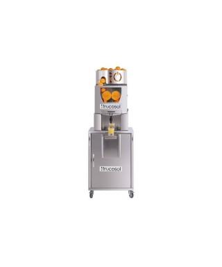 Exprimidora de naranjas automática para autoservicio FRUCOSOL F 50S