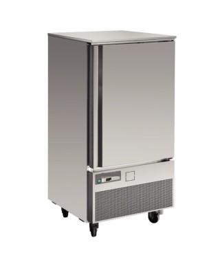 Abatidor de temperatura 240L, +90 °C/-18 °C, 10x GN 1/1 o 60x40