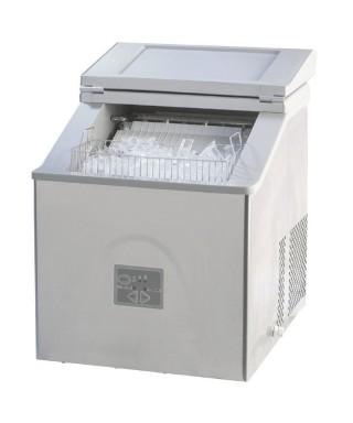 Máquina de hielo sobre mostrador 17kg/día