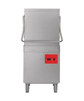 Lavavajillas de capota mecánico, cesta 500x500 mm, max H 42 cm