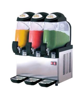 Máquina para granizados, 3x 10 litros