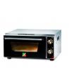 Horno eléctrico para pizzas - 450 °C - 230 V - 1 x 34 cm