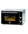 Horno eléctrico para pizzas BISCOTTO - 450 °C - 230 V - 1 x 34 cm