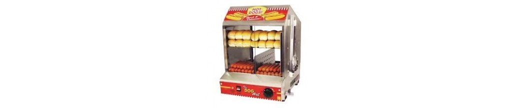 Máquina de perrito caliente